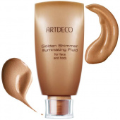 Artdeco Golden Shimmer Illuminating Fluid