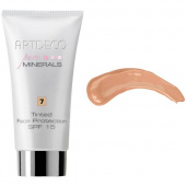 Artdeco Pure Minerals Tinted Face Protection SPF 15 Nr:7 Dark