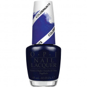 OPI Color Paints Indigo Motif