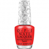 OPI Hello Kitty 5 Apples Tall