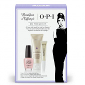 OPI Breakfast at Tiffany´s On the Go Kit