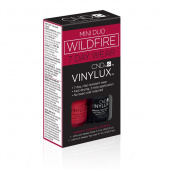 CND Vinylux Nr:158 Wildfire Mini Duo