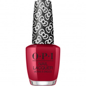 OPI Hello Kitty A Kiss on the Chic