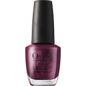 OPI Shine Bright Dressed to the Wines