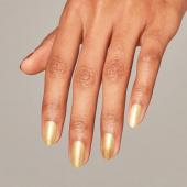 OPI Shine Bright This Gold Sleighs Me