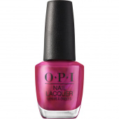 OPI Shine Bright Merry in Cranberry
