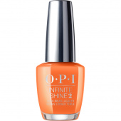 OPI Infinite Shine Grease Summer Lovin' Having a Blast