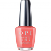 OPI Infinite Shine Neon Orange You a Rock Star?