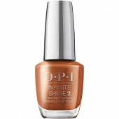 OPI Infinite Shine Muse of Milan My Italian is a Little Rusty