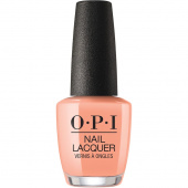 OPI Mexico City Coral-ing Your Spirit Animal
